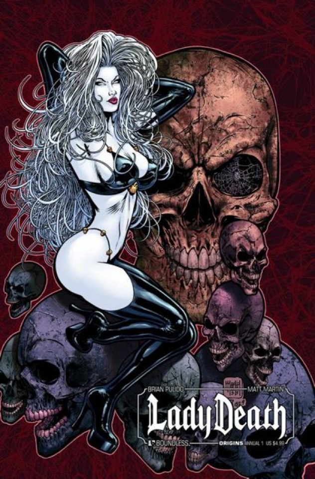 Lady Death Origins Annual #1
