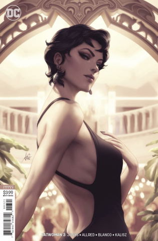 Catwoman #3 (Variant Cover)