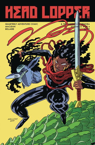 Head Lopper #12 (MacLean Cover)