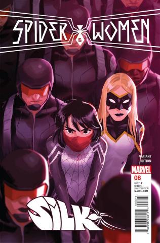 Silk #8 (Chen Cover)
