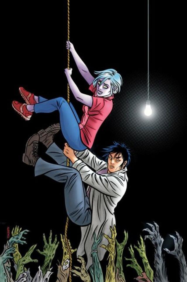 I, Zombie #16