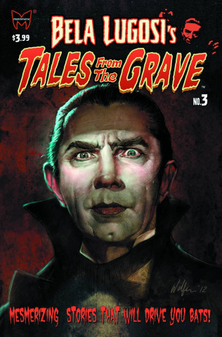 Bela Lugosi's Tales From Grave #3