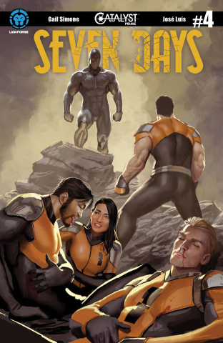 Catalyst Prime: Seven Days #4