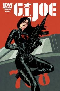 G.I. Joe #1 (Subscription Cover)