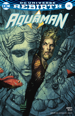 Aquaman #25 (Variant Cover)