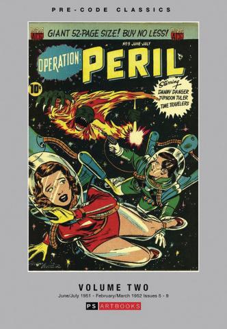 Operation: Peril Vol. 2