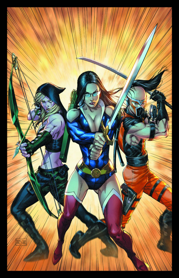 Grimm Fairy Tales #100 (Miller Cover)