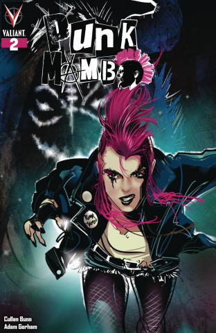 Punk Mambo #2 (Delara Cover)