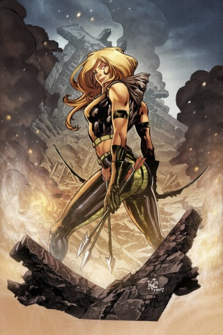 Grimm Fairy Tales: Realm War #2 (Lashley Cover)