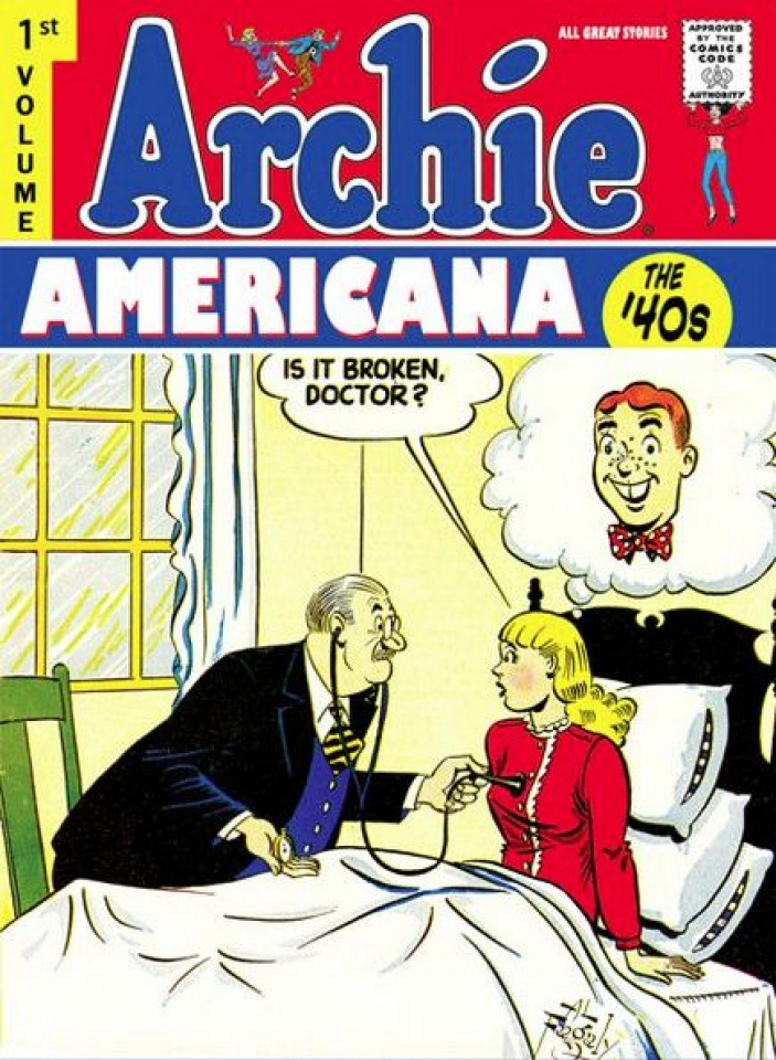 Archie's Americana Vol. 1: The '40s