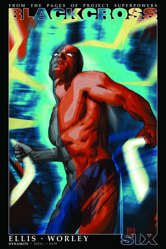 Blackcross #6 (Lotay Cover)