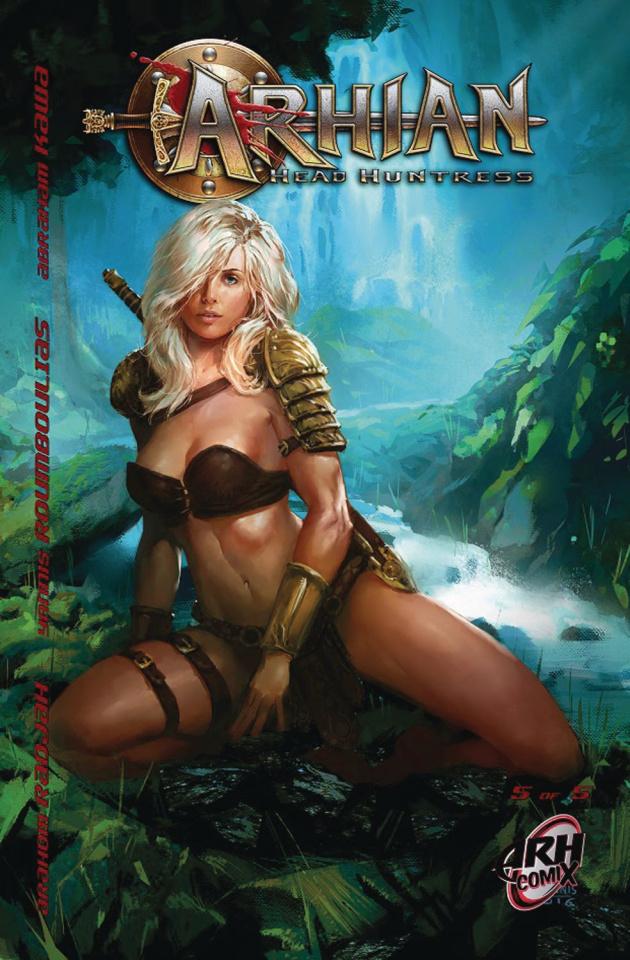 Arhian: Head Huntress #5