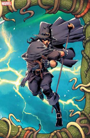 Conan: Serpent War #4 (Camuncoli Connecting Cover)