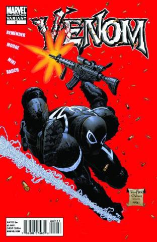 Venom #2 (2nd Printing)