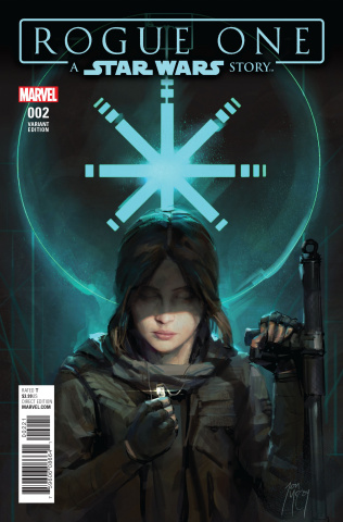 Star Wars: Rogue One #2 (McCoy Concept Cover