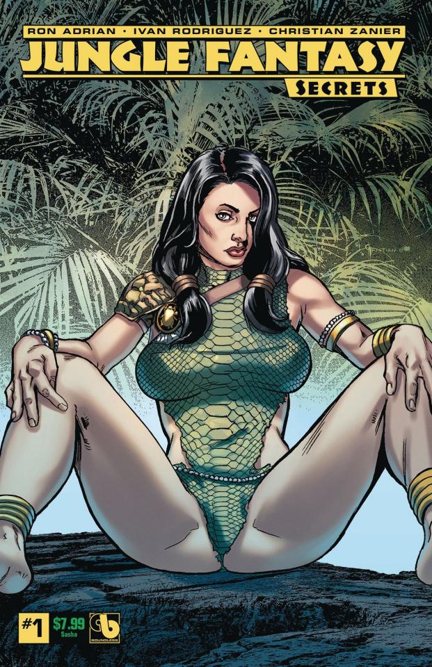 Jungle Fantasy: Secrets #1: Sasha
