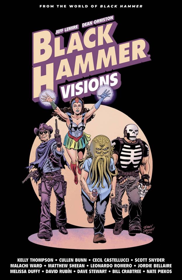 Black Hammer: Visions Vol. 2