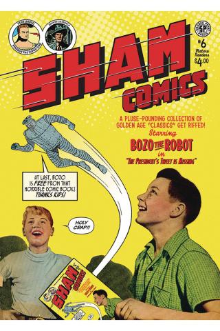 Sham Comics #6