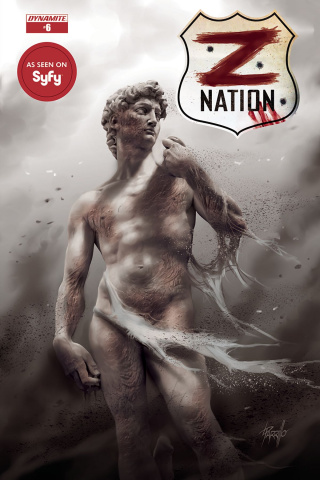 Z Nation #6 (Parrillo Cover)