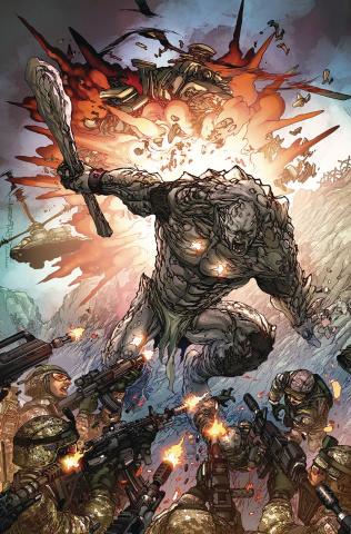 Monster Planet #2 (Tolibao Cover)