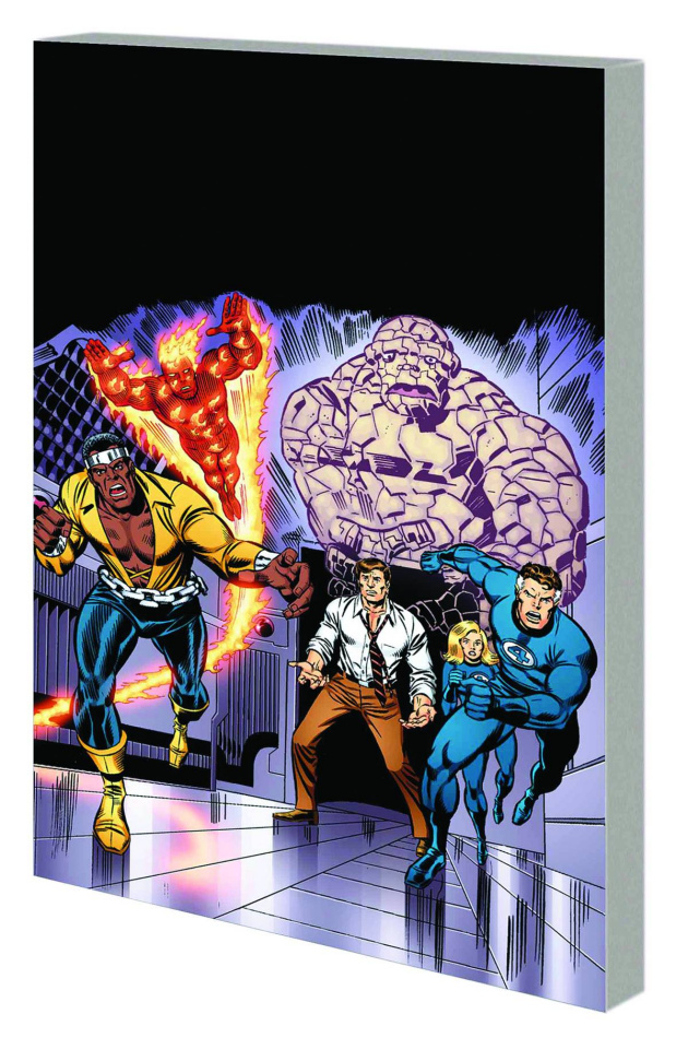 Fantastic Four: Crusaders and Titans