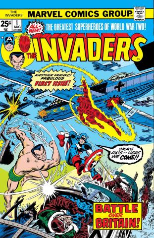 The Invaders #1 (True Believers)