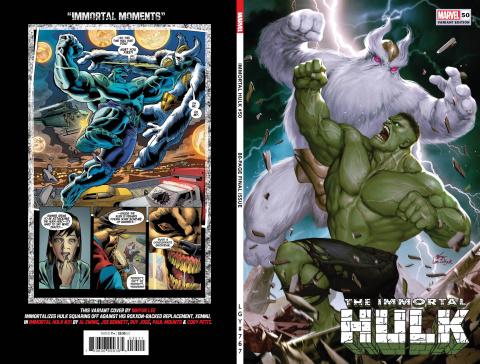 The Immortal Hulk #50 (Inhyuk Lee Cover)