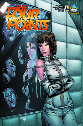 The Four Points #3 (Direct Market Cover A)
