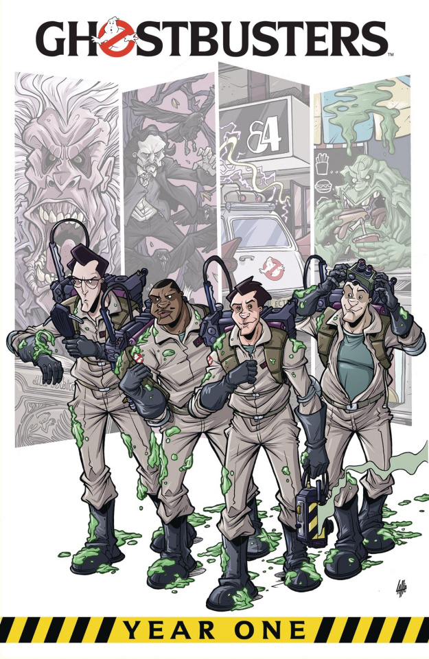 Ghostbusters: Year One Vol. 1