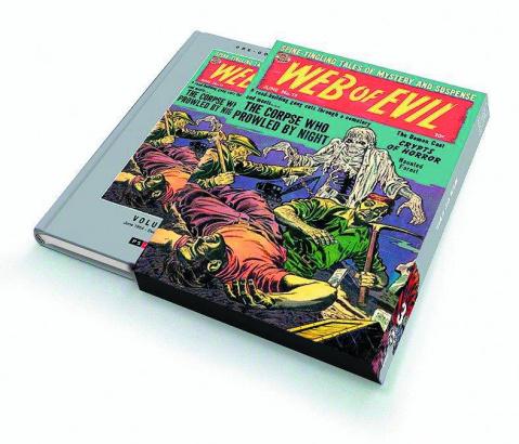Web of Evil Vol. 3 (Slipcase Edition)