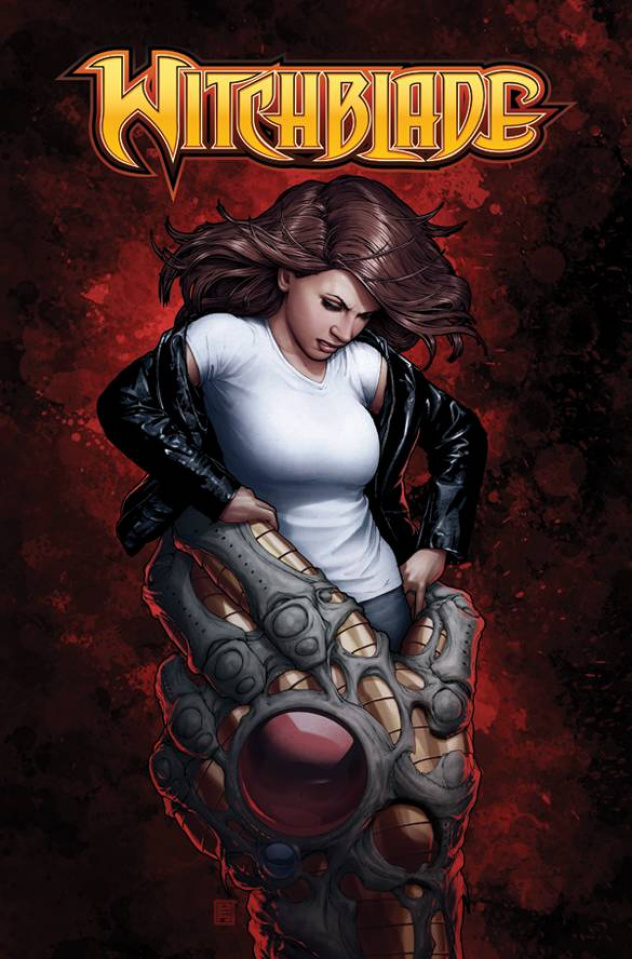 Witchblade #175 (Christopher Cover)