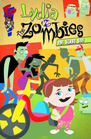 Lydia vs. Zombies #1