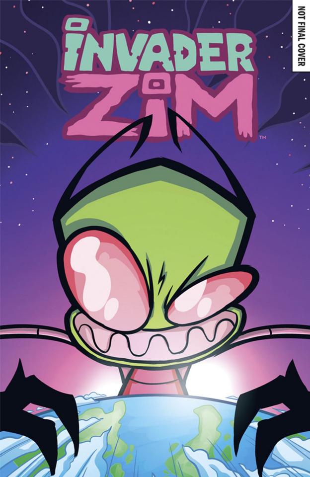 Invader Zim #20