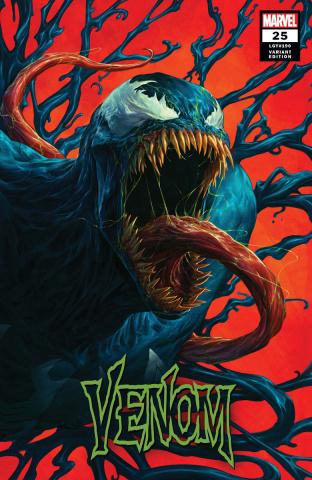 Venom #25 (Rapoza Cover)