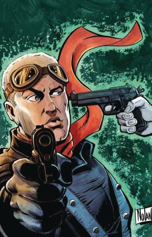 Airboy #52 (Nolan Cover)