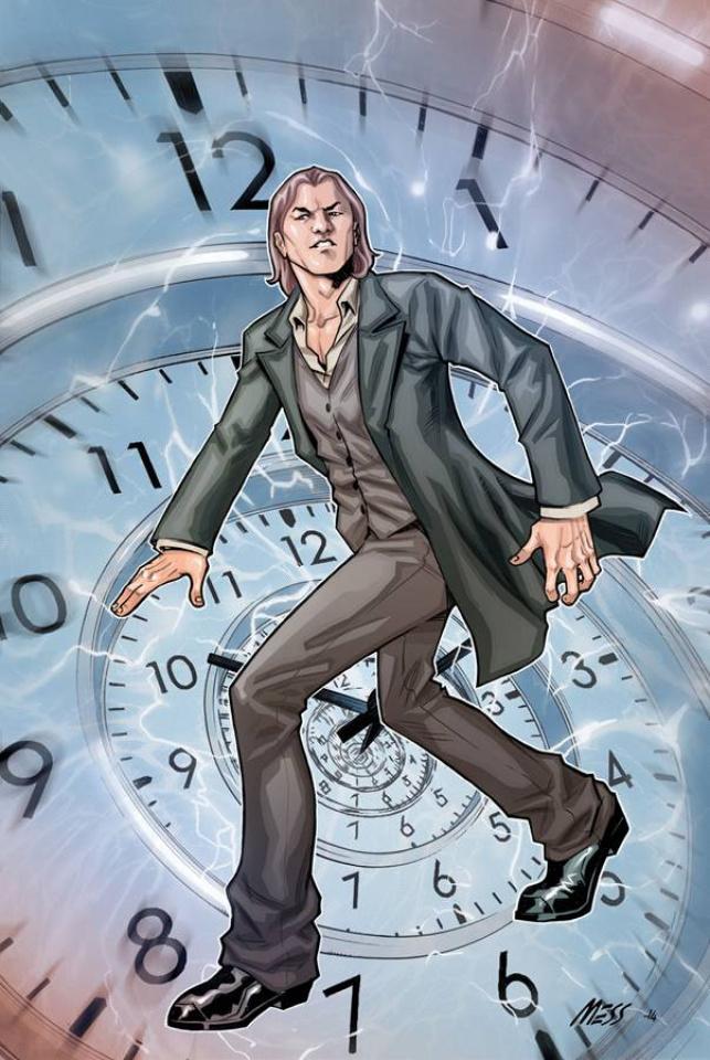 Ivar, Timewalker #4 (Messina Cover)