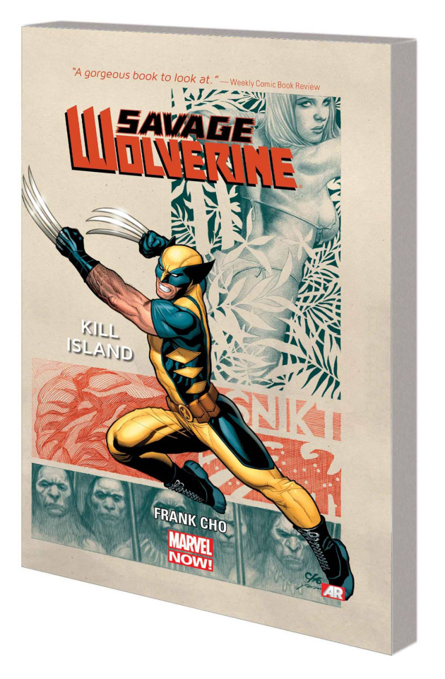 Savage Wolverine Vol. 1: Kill Island