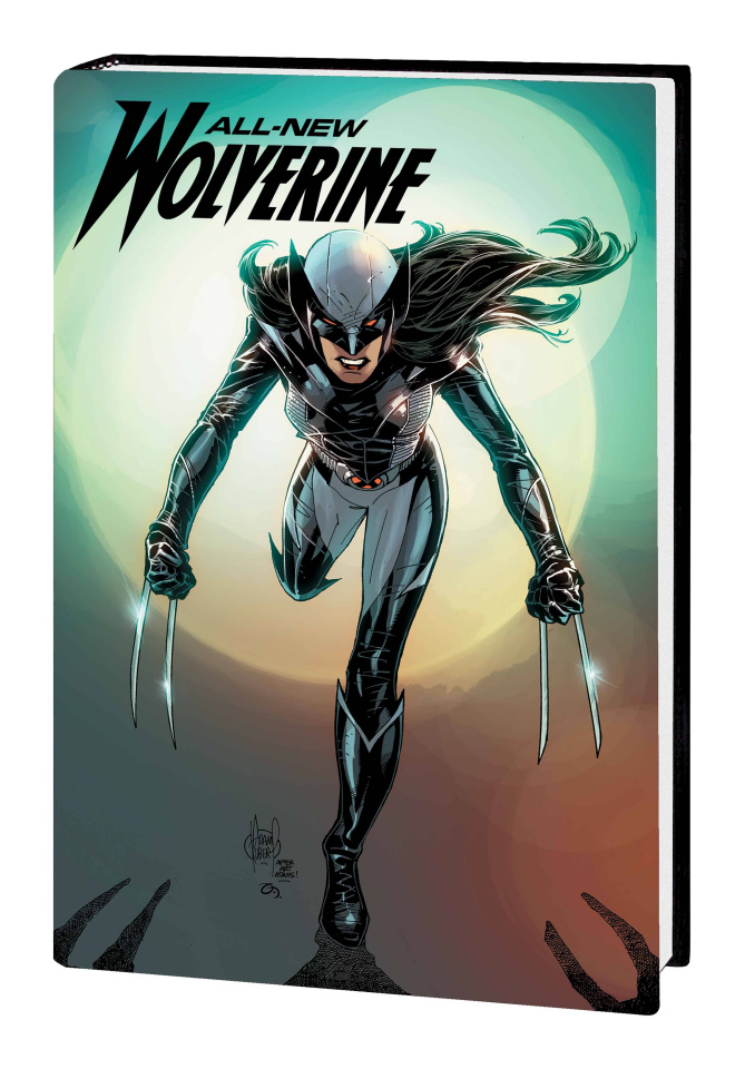 All-New Wolverine by Tom Taylor (Omnibus Kubert Cover)