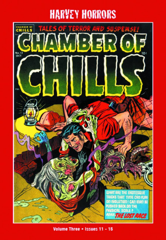 Harvey Horrors: Chamber of Chills Vol. 3