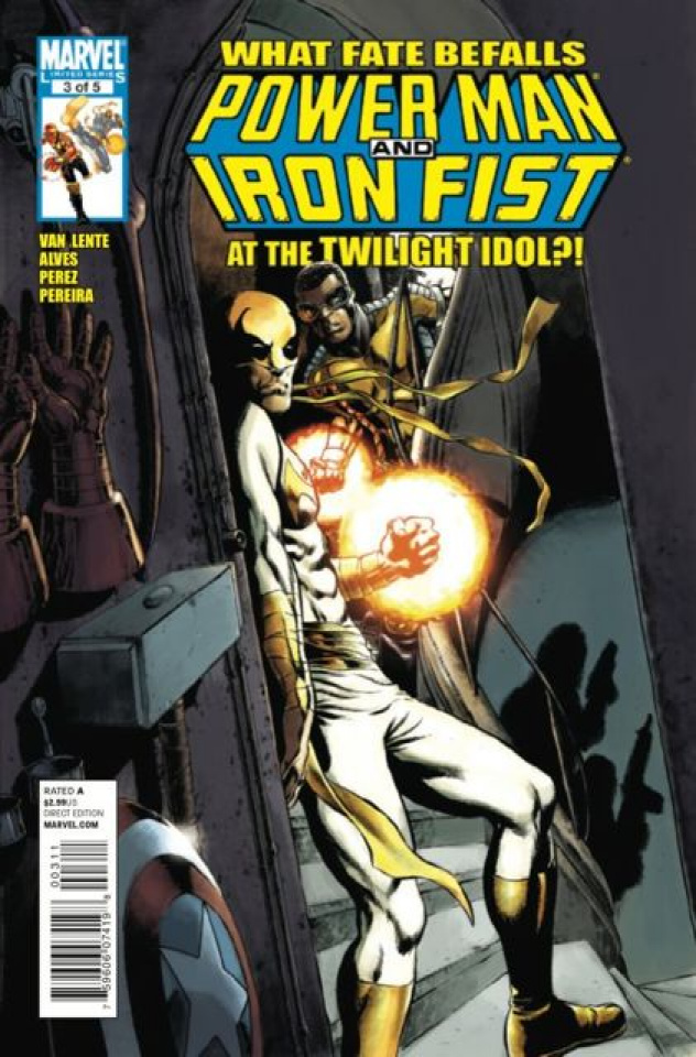 Power Man & Iron Fist #3