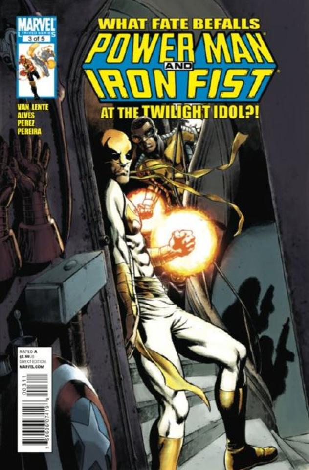 Power Man & Iron Fist #3