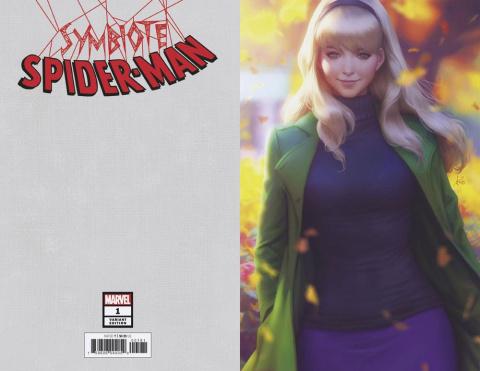 Symbiote Spider-Man #1 (Artgerm Virgin Cover)