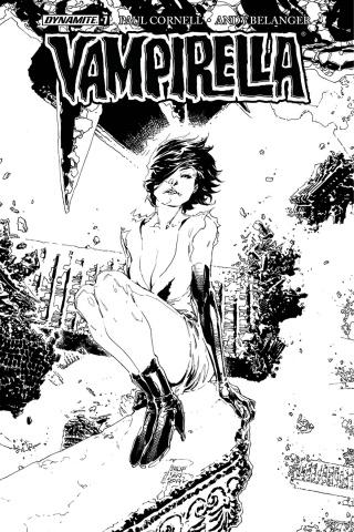 Vampirella #7 (20 Copy Tan Cover)