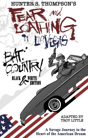 Fear and Loathing in Las Vegas: Bat Country (Black & White Edition)