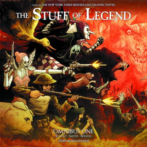 The Stuff of Legend Omnibus Vol. 1