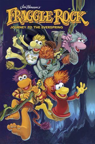 Fraggle Rock: The Journey to the Everspring