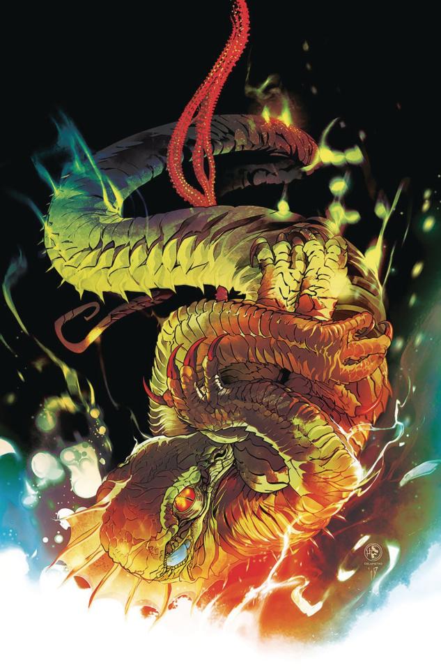 Monster Planet #1 (Colapietro Cover)