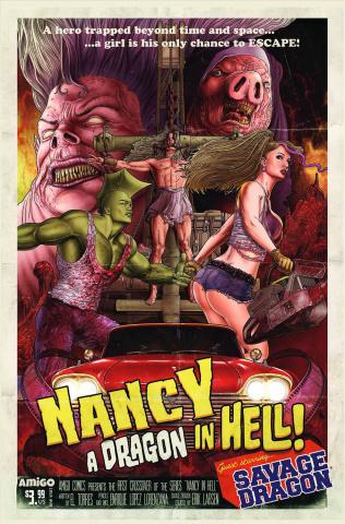 Nancy: A Dragon in Hell
