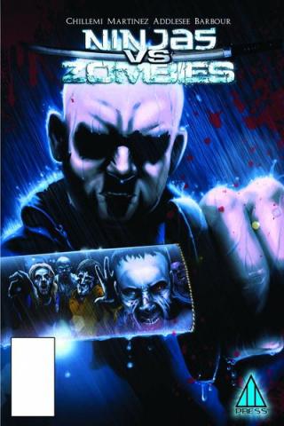 Ninjas vs. Zombies #2