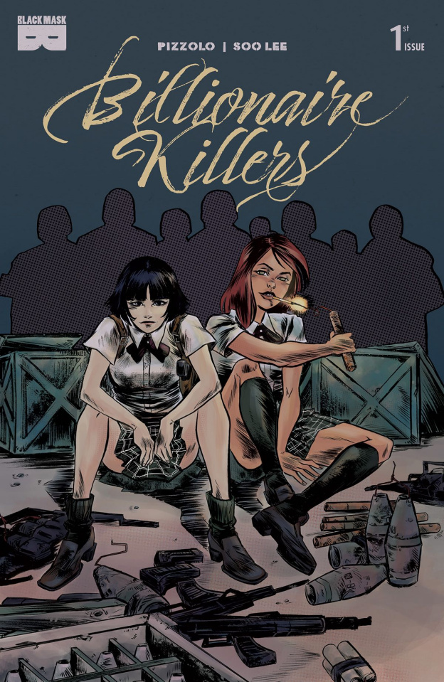 Billionaire Killers #1 (Soo Lee Cover)